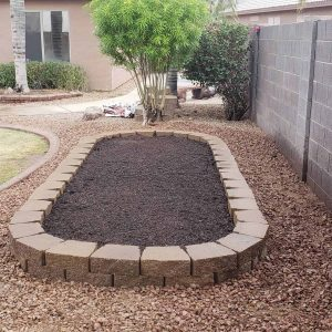 back yard design tempe arizona