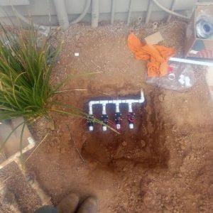 gilbert arizona irrigation system installation