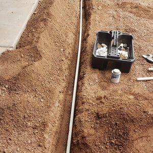 irrigation system installation gilbert